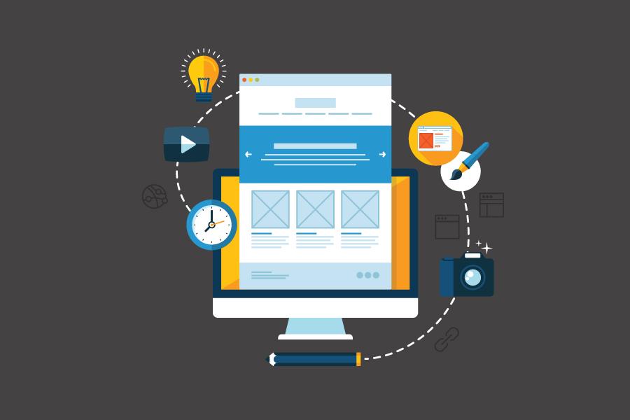 thiết kế website landing page chuyên nghiệp