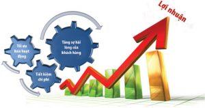 website thương mai điện tử | tăng trưởng doanh thu