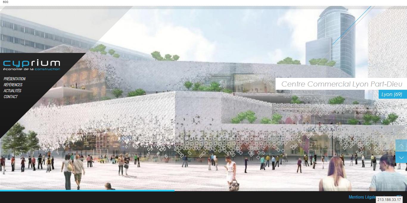 CYPRIUM ECONOMIE DE LA CONSTRUCTION