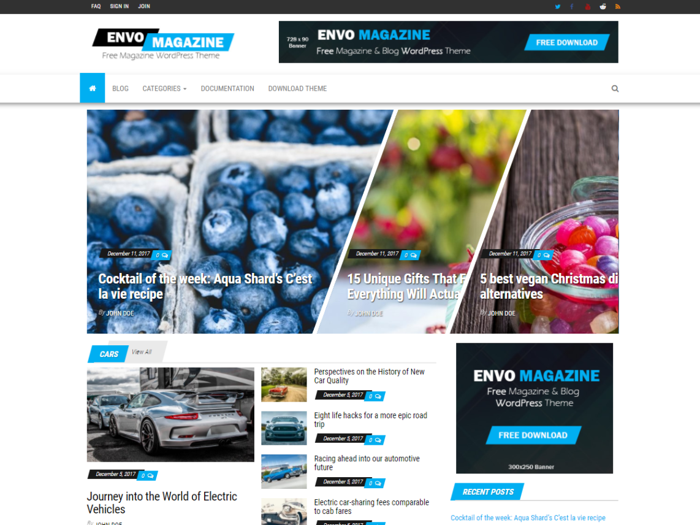 Tin tức - blog Envo