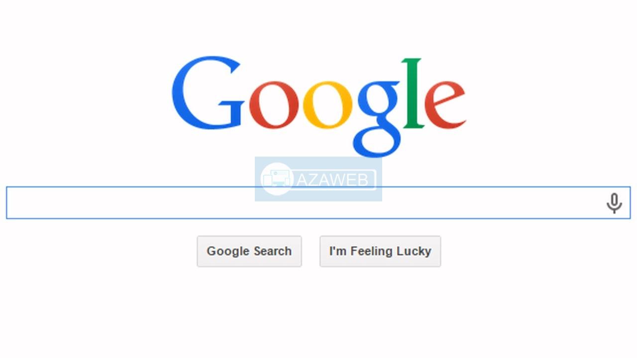 Công cụ tìm kiếm lớn nhất thế giới Google.com