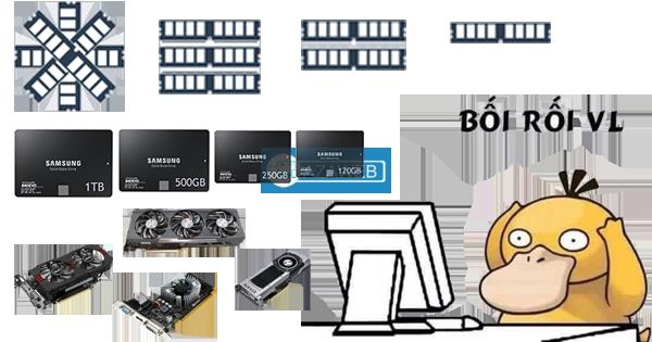 Tải RAM miễn phí, tải VGA miễn phí, tải SSD miễn phí.Download RAM miễn phí, Download VGA miễn phí, Download SSD miễn phí. Ram là gì? Vga là gì? Ssd là gì?