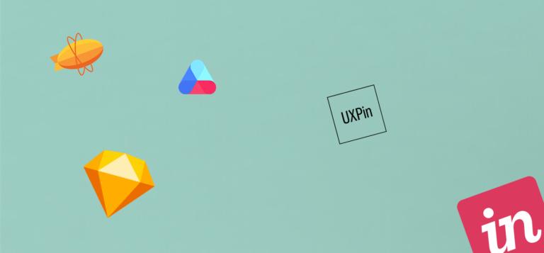 21 công cụ tạo UI và thiết kế UX trong thiết kế website chuyên nghiệp