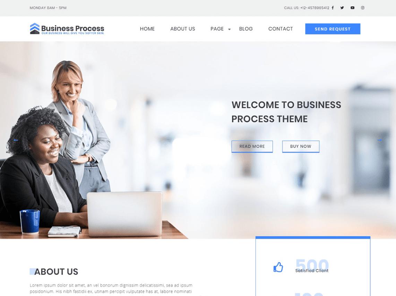 Quy trình kinh doanh Chủ đề miễn phí Tải về
