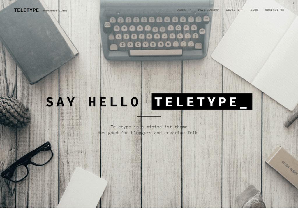 Teletype-min