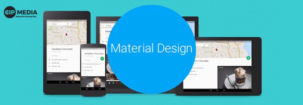 Tìm hiểu Website Material là gì?