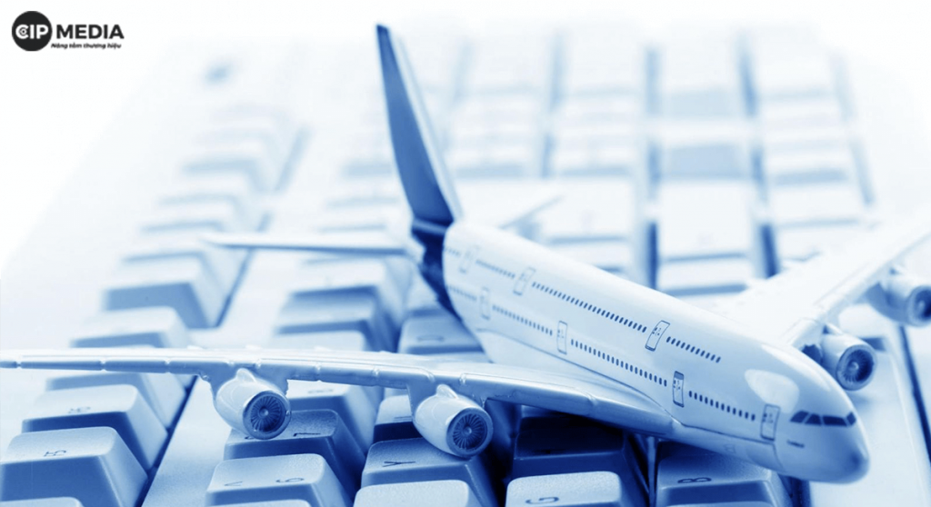 Thiết kế website bán vé máy bay trực tuyến uy tín