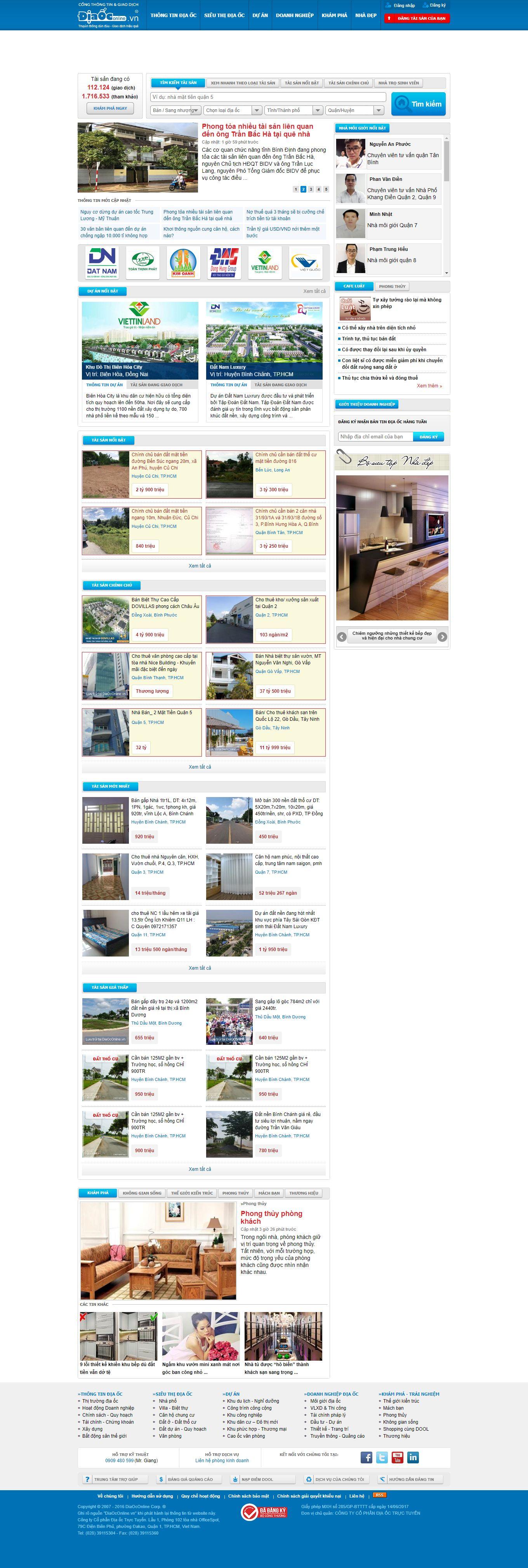 Web Đăng Tin BDS 10 TRANG WEB BDS