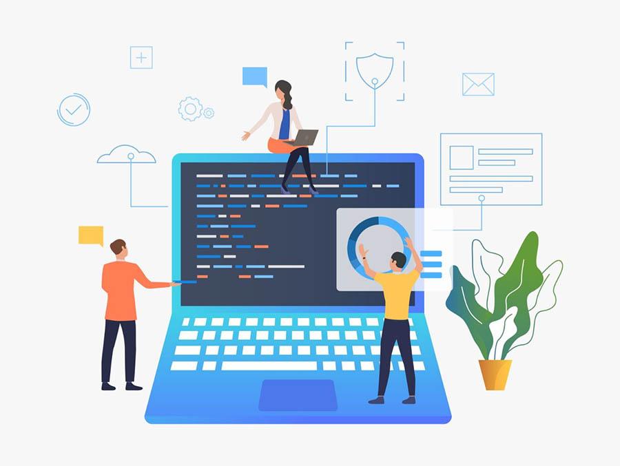 Top 10 phần mềm thiết kế web Online & Offline chuyên nghiệp